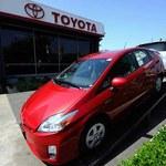Toyota zawiesiła eksport
