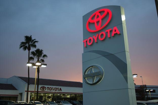 Toyota znów jest numerem 1 /AFP