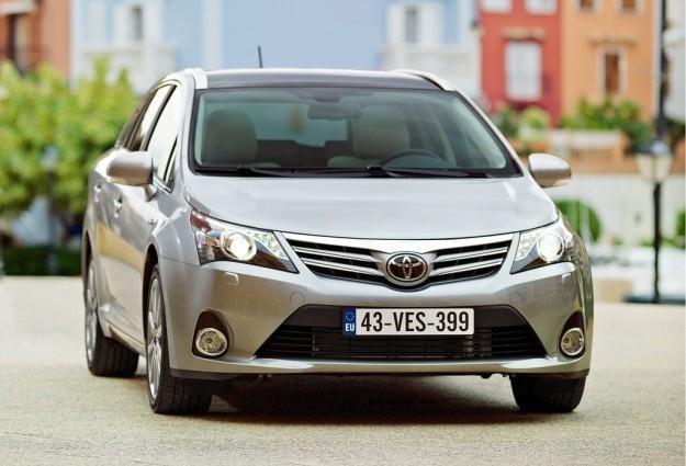 Toyotę będzie można jeździć bez konieczności zakupu /