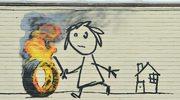 """Tożsamość Banksy'ego potwierdzona? """"Wygadał się"""" jego znajomy"""