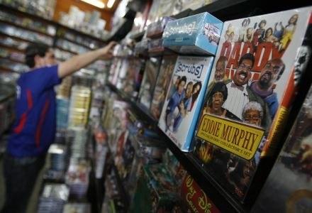 TP idzie m.in. w dystrybucję filmów. /AFP