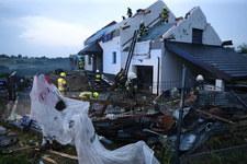 Trąba powietrzna w Małopolsce. Wojewoda zapowiada pomoc dla poszkodowanych