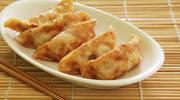 Tradycyjne chińskie pierożki