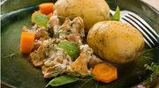 Tradycyjne polskie dania z leśnymi grzybami