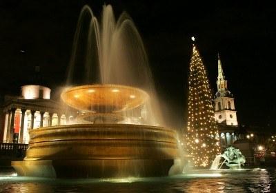 Trafalgar Square /AFP