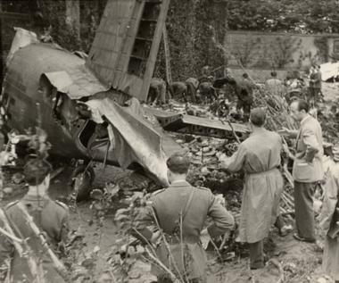 Tragedia Grande Torino. Katastrofa lotnicza na wzgórzu Superga