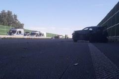 Tragedia na A1. Nie żyje 50-letni kierowca