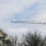 Tragedia na budowie w Łodzi. Nie żyje 28-letni Ukrainiec