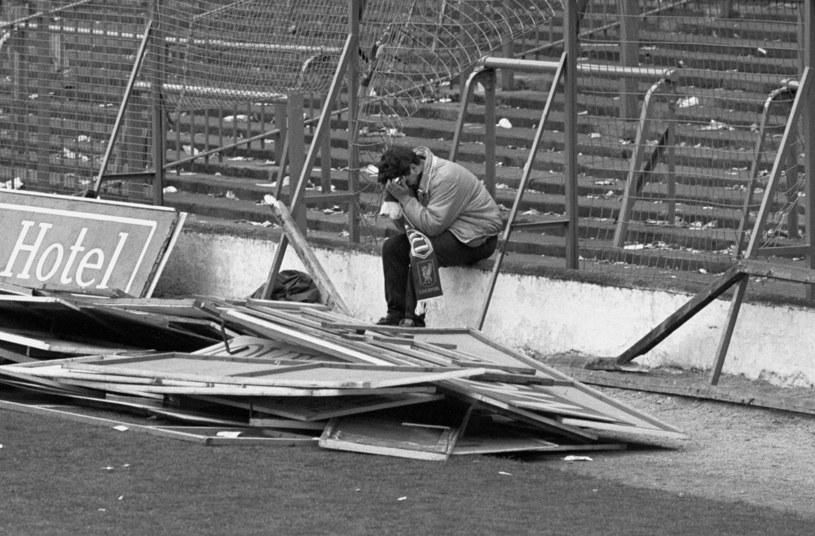 Tragedia na Hillsborough pochłonęła 96 ofiar /Getty Images