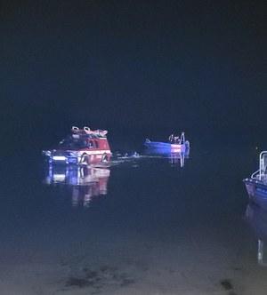 Tragedia na jeziorze Świętajno. Znaleziono dwa ciała