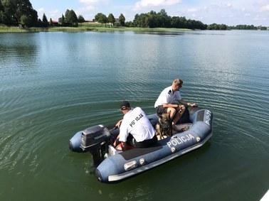 Tragedia na jeziorze w Wąsoszu. Znaleziono ciała dwóch nastolatków