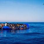 Tragedia na Morzu Śródziemnym. 100 osób utonęło po przewróceniu się łodzi