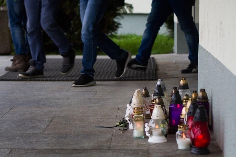 Tragedia na otrzęsinach /FREDERIC ABDOUL /East News