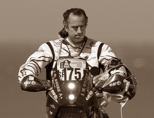 Tragedia na Rajdzie Dakar - zginął motocyklista /AFP