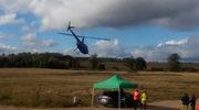 Tragedia na Rajdzie Lipawy. Rozbił się helikopter, zginął Polak