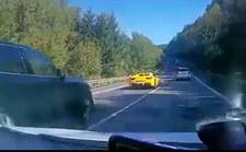 0007MQM3YRWBS337-C307 Tragedia na Słowacji. Polacy pędzili Porsche i Ferrari