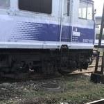 Tragedia na torach. Samochód wjechał pod pociąg