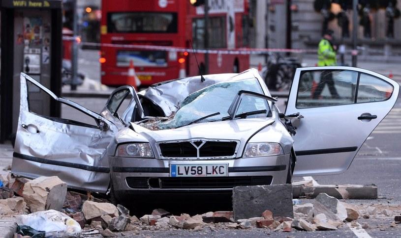 Tragedia w centrum Londynu /PAP/EPA