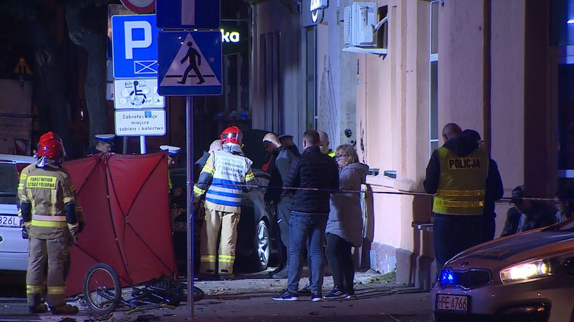 Tragedia w Gorzowie Wielkopolskim /Polsat News