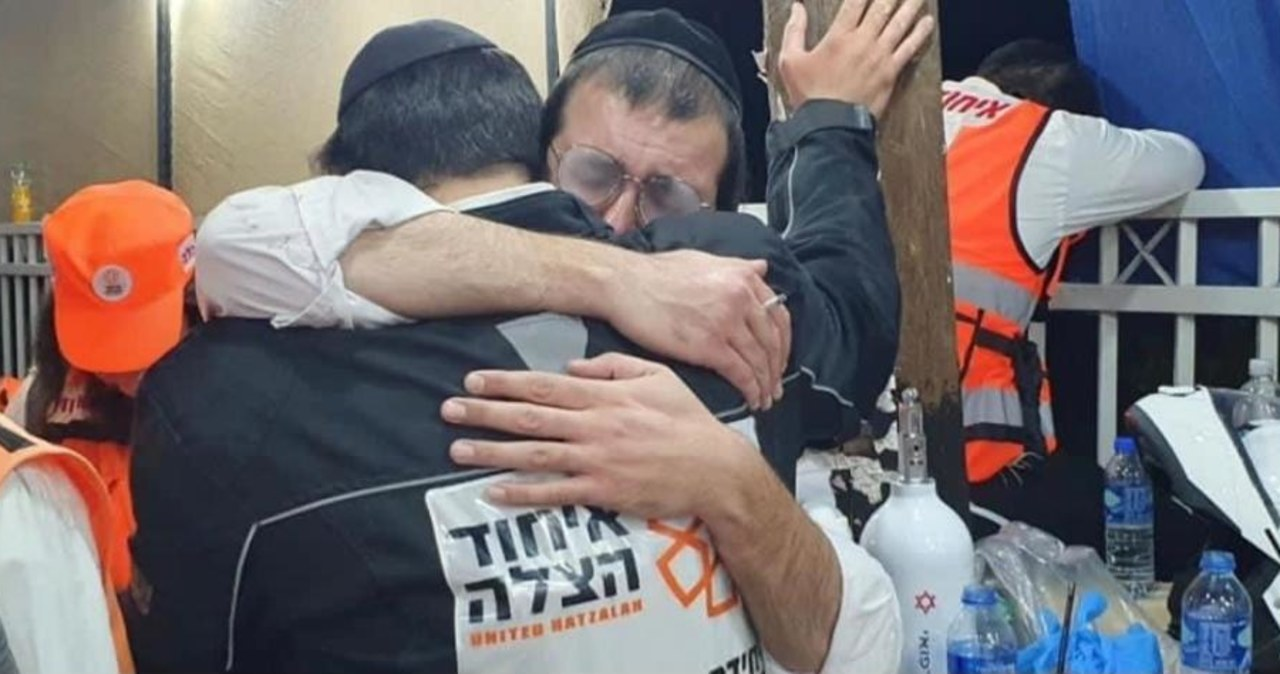 Tragedia w Izraelu. W ścisku zginęły dziesiątki osób