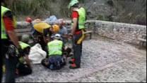 Tragedia w parku narodowym we Włoszech.