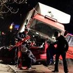 Tragedia w Świętej Katarzynie. Śmierć 4 osób w fordzie