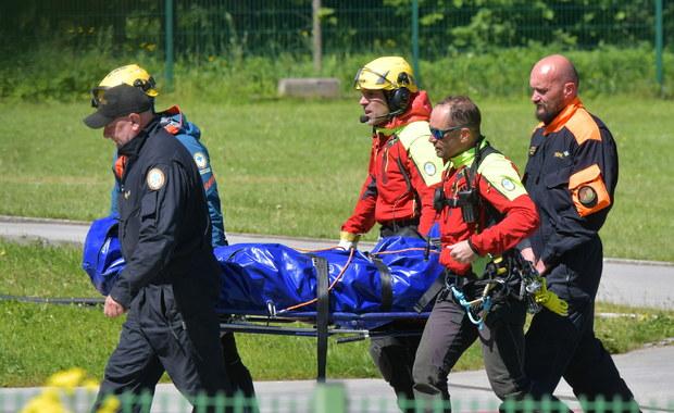 Tragedia w Tatrach. Turysta zginął na Rysach