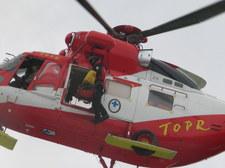 Tragedia w Tatrach. Turystka wzywała pomocy, została odnaleziona martwa