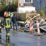 Tragedia w Toruniu. Zginął robotnik
