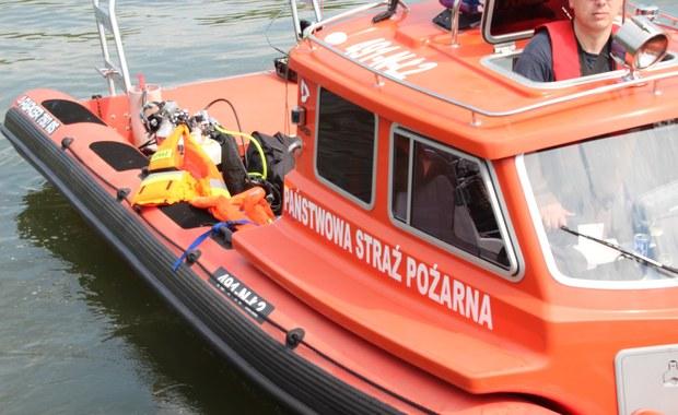 Tragedia w Warszawie. Dwóch mężczyzn utonęło w Jeziorku Czerniakowskim