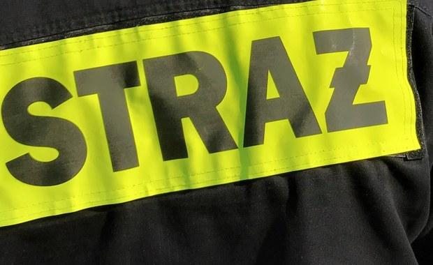 Tragedia w zakładach we Wrześni. Jedna osoba zginęła, trzy w szpitalu