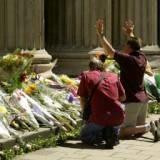 Tragedia zjednoczyła Londyńczyków /AFP