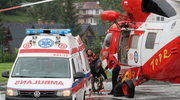 Tragiczne skutki burz w Tatrach. Nie żyje pięć osób