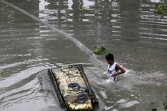 Tragiczne skutki burzy tropikalnej na Filipinach