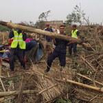 Tragiczne skutki burzy. Zginęło 27 osób, ponad 600 rannych