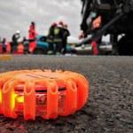 Tragiczne skutki ucieczki agresywnego kierowcy. Staranował radiowóz, spowodował wypadek