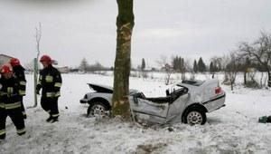 Tragiczne wypadki na drogach w lubelskim