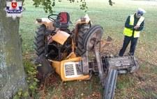 0007MHYS4CE1YS32-C307 Tragiczne zderzenie ciągnika z ciężarówką