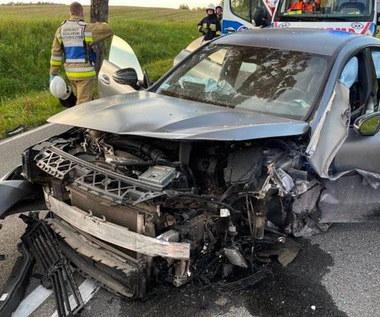 """Tragiczne zderzenie Mercedesa i Audi. """"Trumny na kołach"""""""