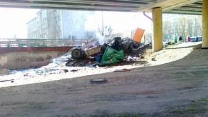 Tragiczne zderzenie tira z trolejbusem w Gdyni. Zdjęcia od naszego użytkownika