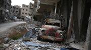 Tragiczny bilans samobójczego zamachu w Damaszku