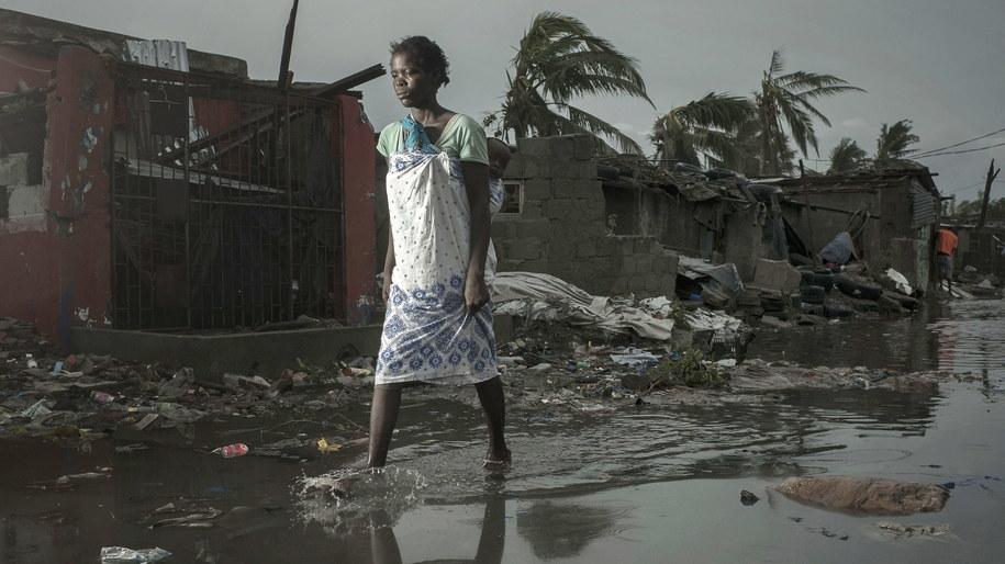 Tragiczny cyklon i powodzie w Mozambiku /JOSH ESTEY / CARE /PAP/EPA