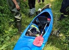 Tragiczny finał spływu Skawą. Nurt porwał 46-latka