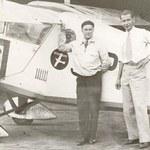 Tragiczny lot polskich lotników