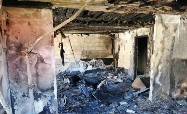 Tragiczny pożar na Dolnym Śląsku. Cierpiący na autyzm 10-latek schował się w szafce