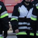 Tragiczny pożar na Podlasiu. Dwie osoby nie żyją
