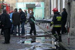 Tragiczny pożar w Częstochowie