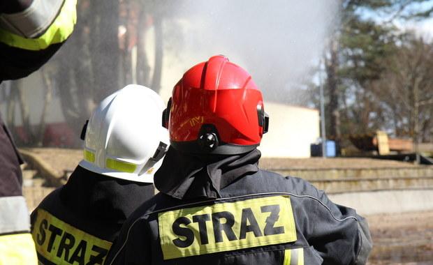 Tragiczny pożar w Kędzierzynie-Koźlu. Zginęły trzy osoby