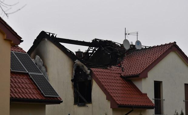 Tragiczny pożar w Szczecinie. Nie żyje 10-latek