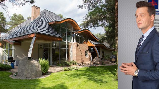 Tragiczny wypadek Kasi sprawił, że Andrzej stanął w obliczu konieczności przearanżowania swojego domu /Agencja W. Impact